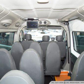 Veículos confortáveis